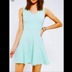 Urban Outfitters Dress-Pins & Needles - Mint -XS